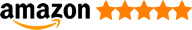 Amazon 5-star logo